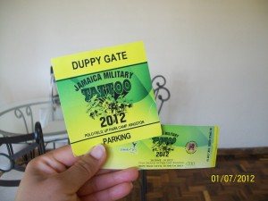My Photos from the JDF Military Tattoo 2012